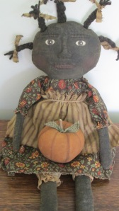 "18"" Purdy has picked the best pumpkin!  $43.00"